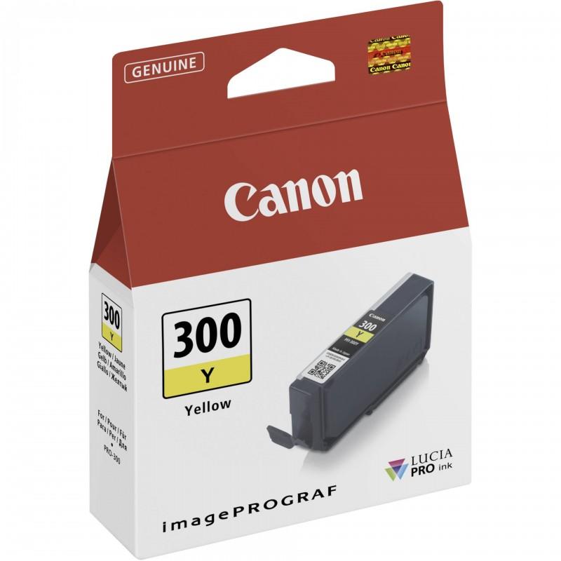 Canon PFI-300 Original Yellow 1 pc(s)