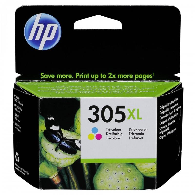 HP 305XL Original Cyan, Magenta, Yellow 1 pc(s)