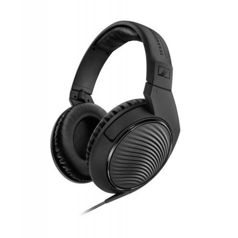 Sennheiser HD 200 PRO Headphones Head-band Black