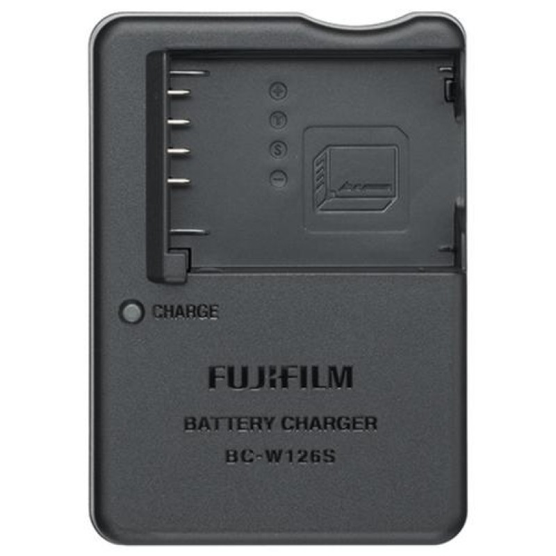 Fujifilm BC-W126S Digital camera battery AC Black