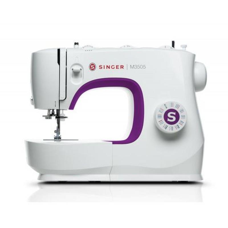SINGER M3505 sewing machine Semi-automatic sewing machine Electromechanical White