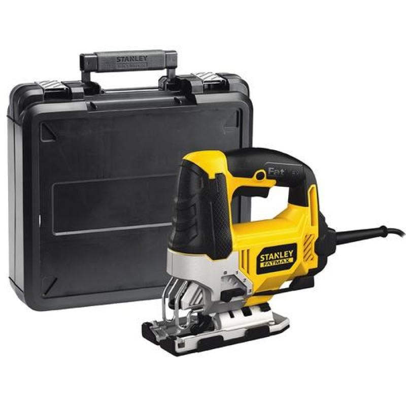 Stanley FME340K power jigsaw 3000 spm 710 W 2.76 kg Black, Yellow
