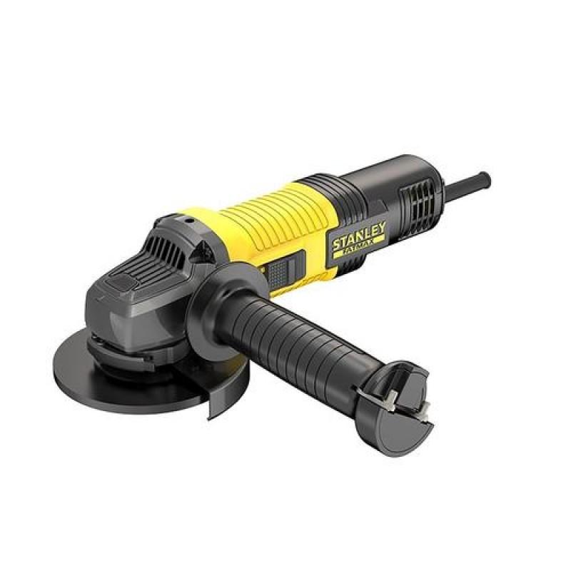 Stanley FMEG220-QS angle grinder 12.5 cm 12000 RPM 850 W 2.3 kg Black, Yellow