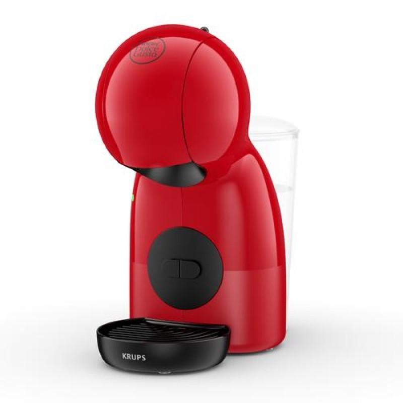 Krups Piccolo NESCAFÉ Dolce Gusto XS Pod coffee machine 0.8 L Semi-auto Red