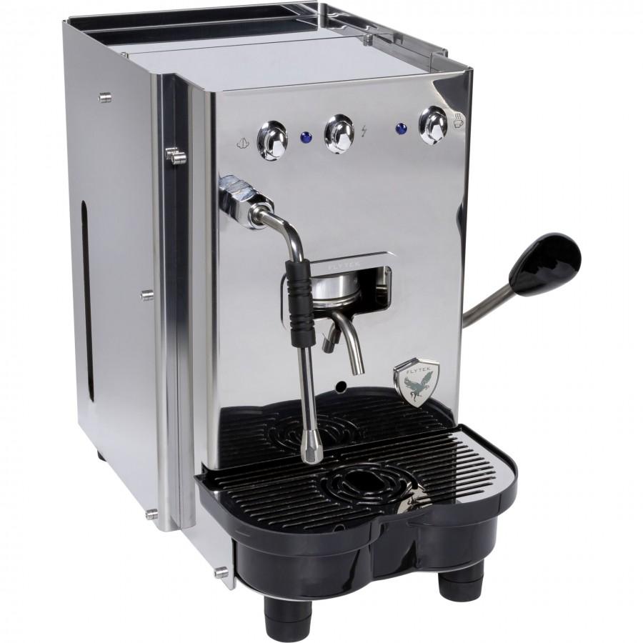 Flytek STEEL H2O ESE Coffee Machine