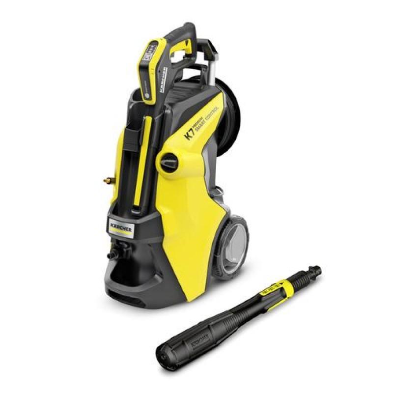 Kärcher K 7 PREMIUM SMART CONTROL pressure washer Upright Electric 600 l/h Black, Yellow