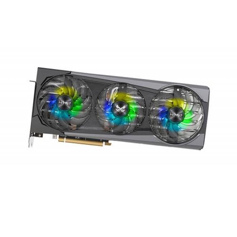 Sapphire NITRO+ Radeon RX 6800 XT SE AMD 16 GB GDDR6 Black