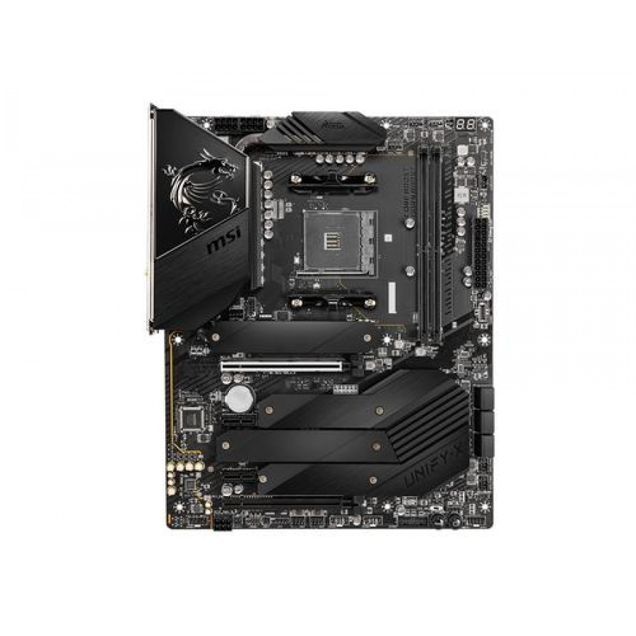 MSI MEG B550 UNIFY-X motherboard AMD B550 Socket AM4 ATX