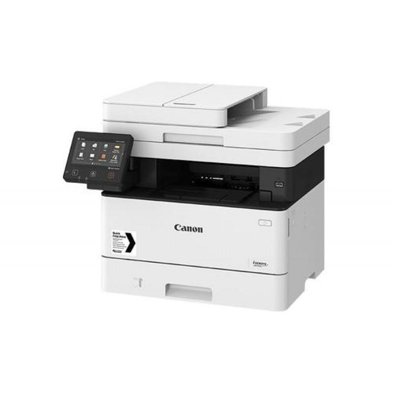 Canon i-SENSYS MF445dw Laser A4 1200 x 1200 DPI 38 ppm Wi-Fi Black, White