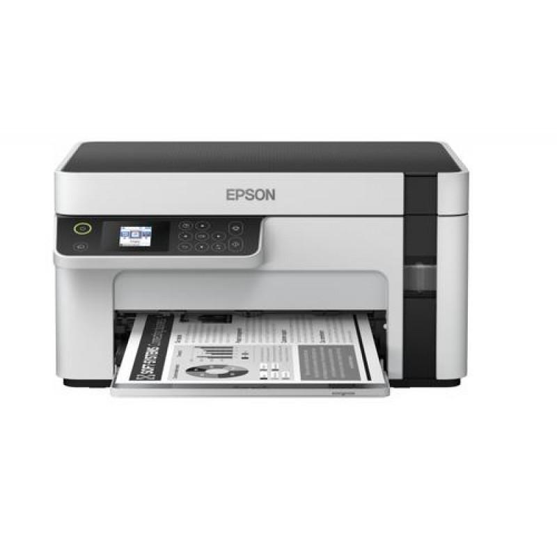 Epson EcoTank C11CJ18401 multifunctional Inkjet A4 1440 x 720 DPI 32 ppm Wi-Fi Black, White