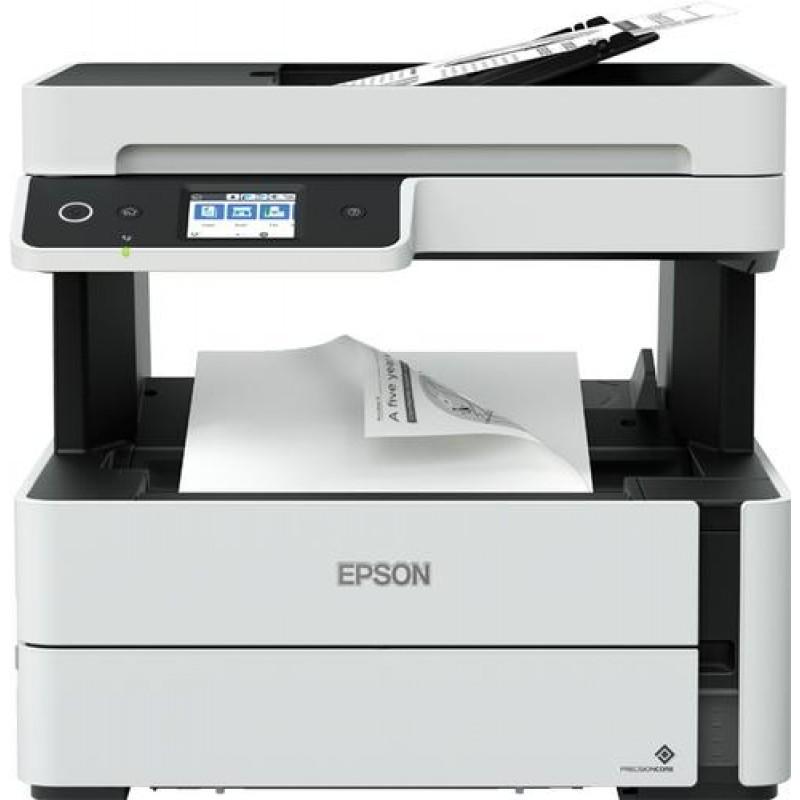 Epson EcoTank ET-M3180 Black, White