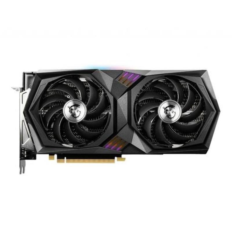 MSI GeForce RTX 3060 GAMING X 12G NVIDIA 12 GB GDDR6 Black