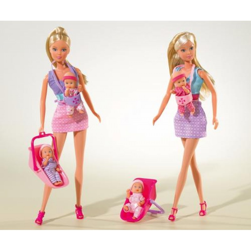 Smoby 105730211 doll Pink