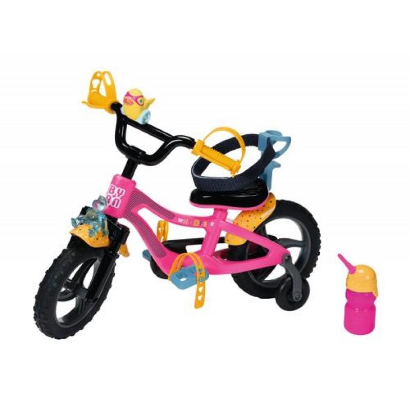 BABY born Bike Doll bike set Multicolour