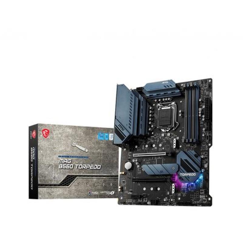MSI MAG B560 TORPEDO motherboard Intel B560 LGA 1200 ATX