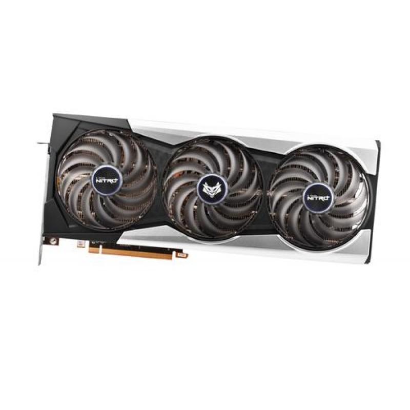Sapphire NITRO+ Radeon RX 6900 XT SE AMD 16 GB GDDR6 Black, Stainless steel