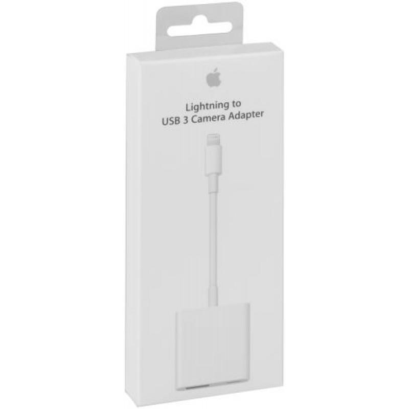 Apple Lightning/USB 3 White