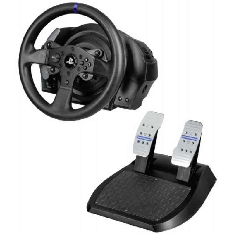 Thrustmaster T300RS Steering wheel + Pedals PC,Playstation 3,PlayStation 4 USB 2.0 Black