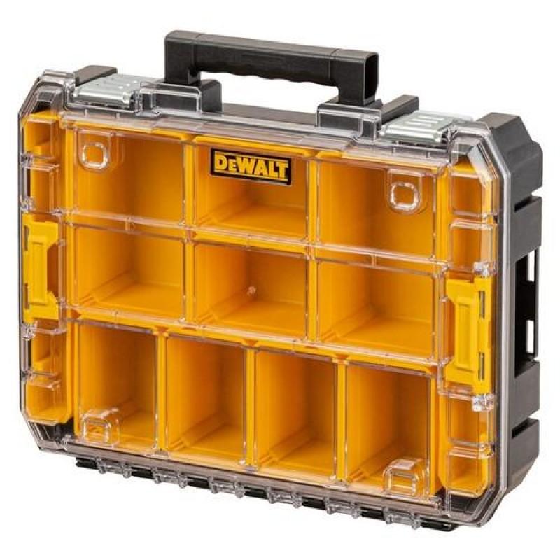 DeWALT DWST82968-1 tool storage case Black, Orange
