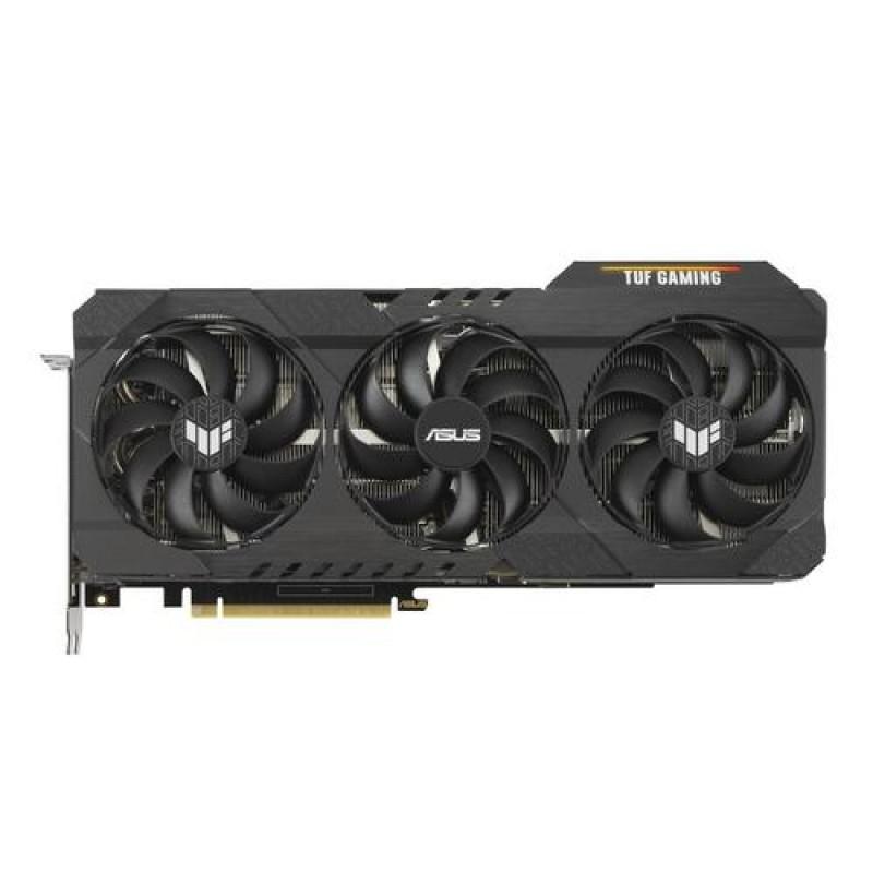 ASUS TUF Gaming TUF-RTX3080-10G-GAMING NVIDIA GeForce RTX 3080 10 GB GDDR6X