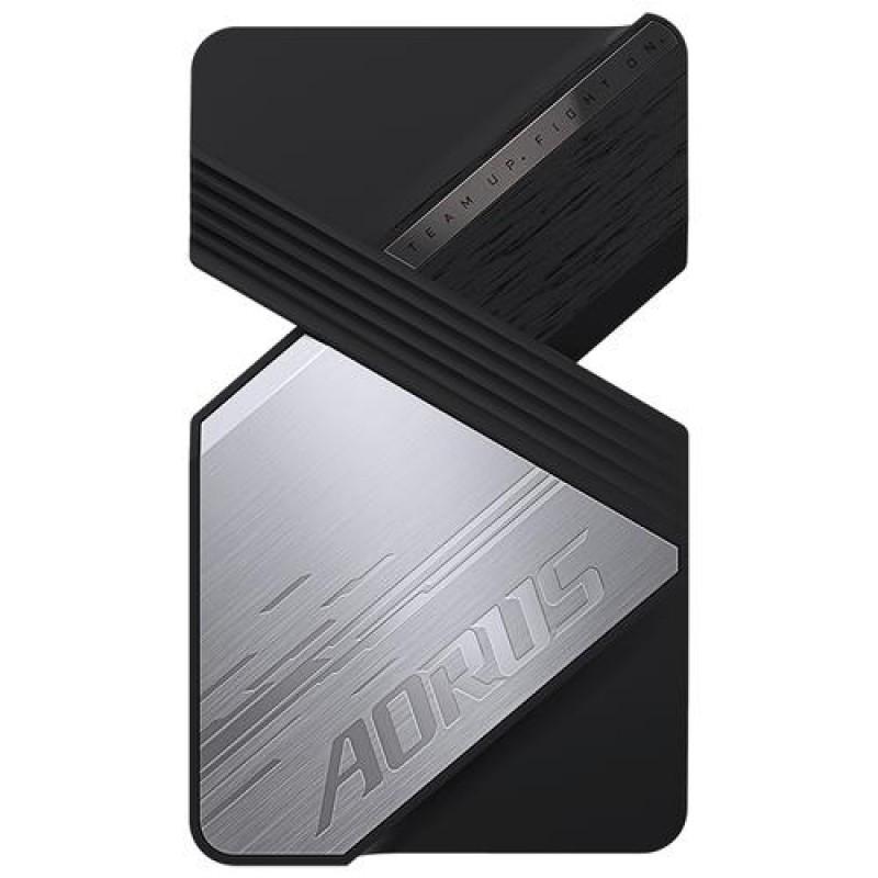 Gigabyte Aorus NVLINK Bridge Black, Silver