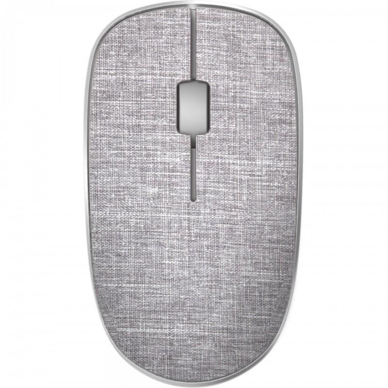 Rapoo M200 Plus mouse Ambidextrous RF Wireless+Bluetooth Optical 1300 DPI Grey