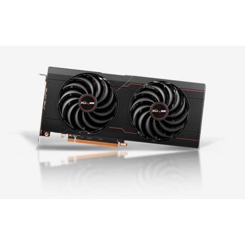 Sapphire PULSE Radeon RX 6700 XT AMD 12 GB GDDR6 Black